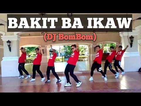 BAKIT BA IKAW | OPM [Remix] DJ bombom - Michael pangilinan |Dancefitness | by teambaklosh