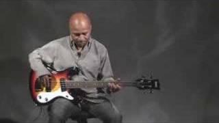 Eastwood Hi-Flyer BASS Guitar - Jeff Jones