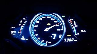 Lamborghini Huracan LP610-4 0-100 km/h — 3.3 sec. 0-200 km/h — 9.6 ...