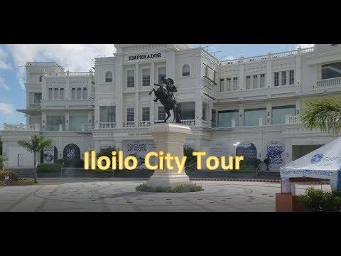 Iloilo City Tour ♡♡♡ 2.18.18