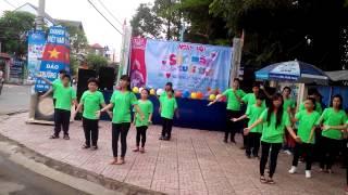 Flashmob Bâng khuâng Trường Sa