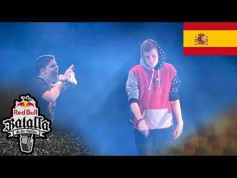 FORCE vs BTA - Cuartos: Final Nacional España 2017 - Red Bull Batalla de los Gallos