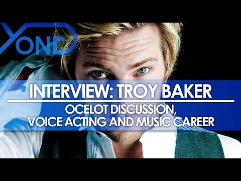 The Codec - Troy Baker Interview: Ocelot Discussion, Voice Acting & Music Career, and More!
