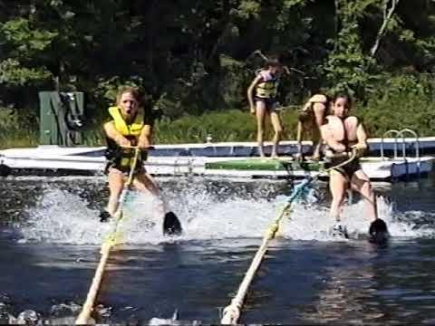 Tripp Lake Camp 2002 Season Video Yearbook