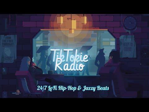 TikTokie Radio // lo fi hip hop & jazzy beats to study/sleep/relax 🎧