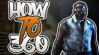 360 JUKE TUTORIAL | Dead by Daylight | How To Juke Like 72hrs!!!