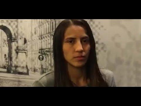 Yokasta Valle habla del resultado ante alemana Christina Rupprecht