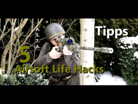 airsoft life hacks a s t a deutsch youtube. Black Bedroom Furniture Sets. Home Design Ideas