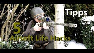 Airsoft Life Hacks A.S.T.A. Deutsch