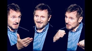 Liam Neeson On Being Bullied As A Kid & At Which Point He Says No
