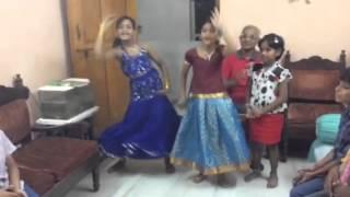 Radha Tera thumka