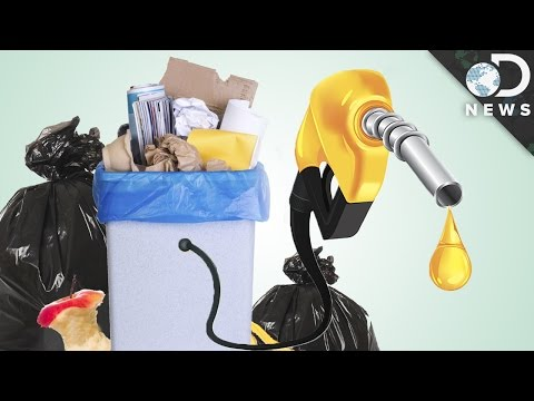 How Do We Get Energy From Trash?