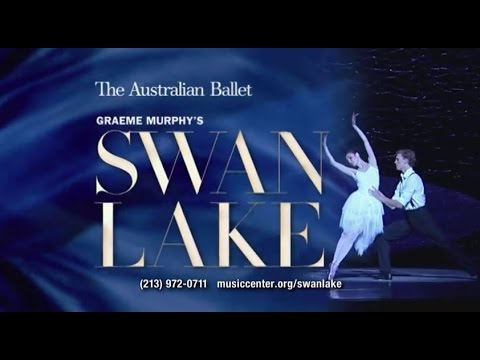 Swan Lake comes to The Music Center