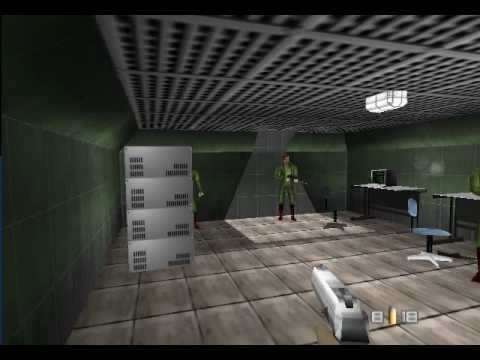Goldeneye 007 N64 Dd44 Dostovei Youtube