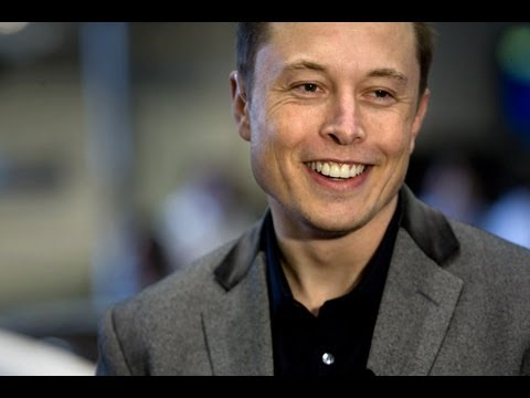 Elon Musk - The Future of Energy and Transport