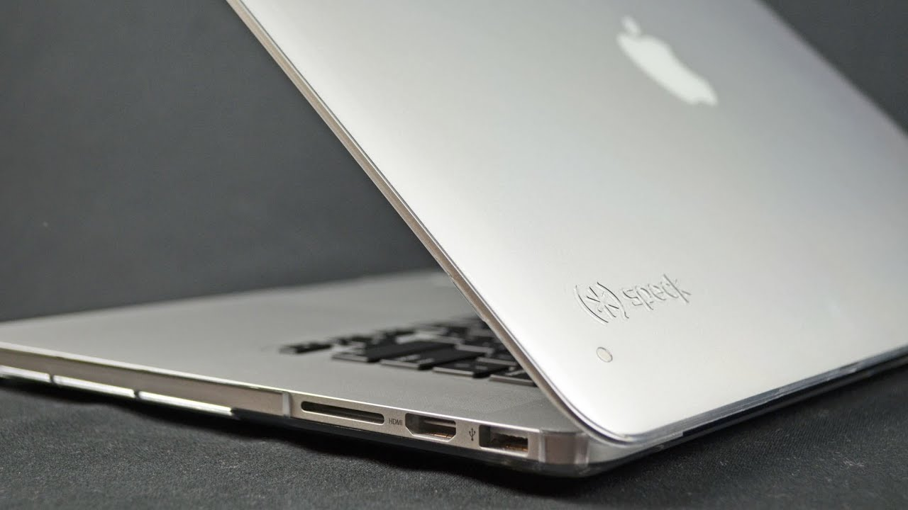 new styles c6901 9b50f Speck SmartShell for MacBook Pro (Retina Display): Review