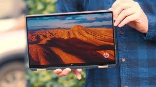 2019/20 Hp Spectre X360 13 With A 4k Oled Display