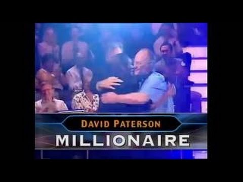 Who Wants to be A Millionaire? South Africa David Patterson Wins Million