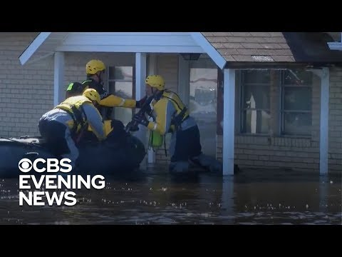 North Carolina residents hit by Hurricane Matthew fear more flooding as Florence approaches
