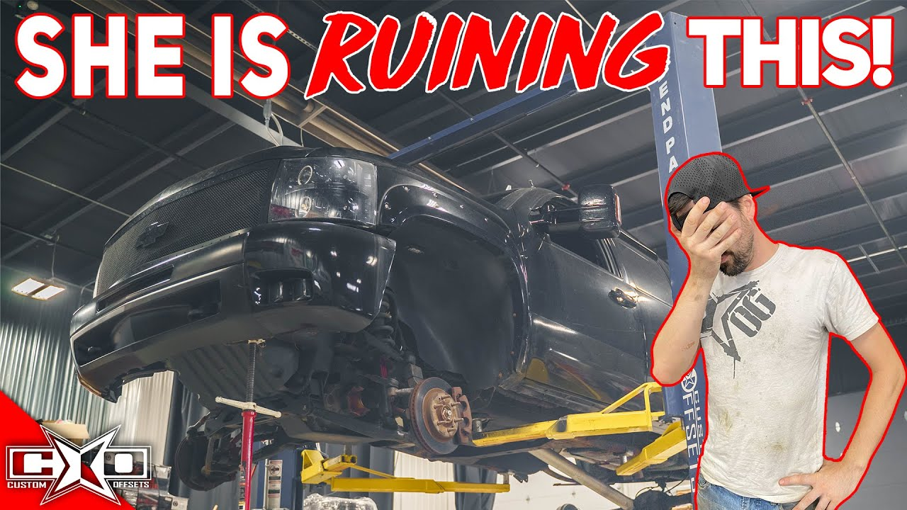 Are We Ruining This Truck..?! || PT. 2