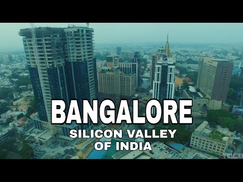 Bangalore City || 2020 || View & Facts || Karnataka || India || The Silicon Valley of India
