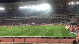 Unico amore - virage E.S.T vs W.A.C final champions league 2019 stade olympique de Rades