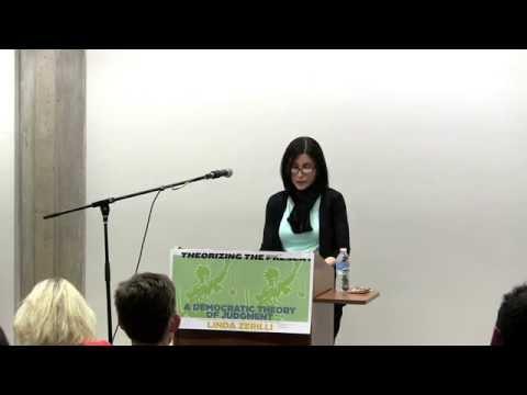 Linda Zerilli Democratic Theory Of Judgment