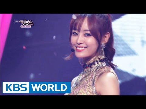 Song Ji Eun - Don't Look At Me Like That | 송지은 - 쳐다보지 마 [Music Bank COMEBACK / 2014.10.17]