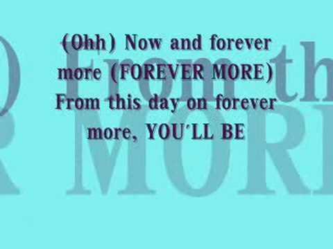 Usher Youll be in my heart Lyrics