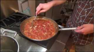 Do It Yourself Drunk Vol.3 - How To Cook Pasta With Vodka Sauce Diyd
