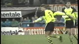 1990 December 12 Borussia Dortmund Germany 2 Anderlecht Belgium 1 UEFA Cup