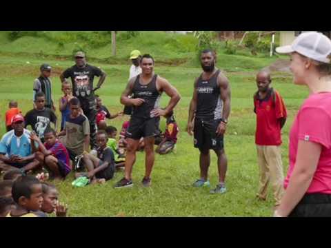 James Storer - Fiji Boot Drive 🙏🏾