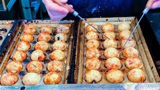 takoyaki たこ焼き | japanese street food