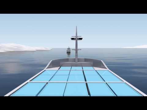 The worlds first autonomous & zero emissions ship short