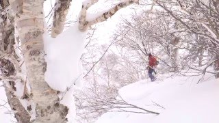 An awesome day with Johan and Ben in some deep powder! I didn't pla...