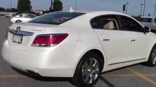 2012 Buick LaCrosse Premium 2 FWD  2B140134A