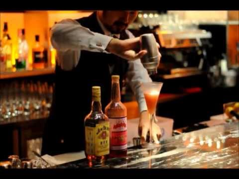 How to make New York Cocktail