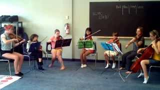 Bel Canto Music Camp Summer 2013 Week 3