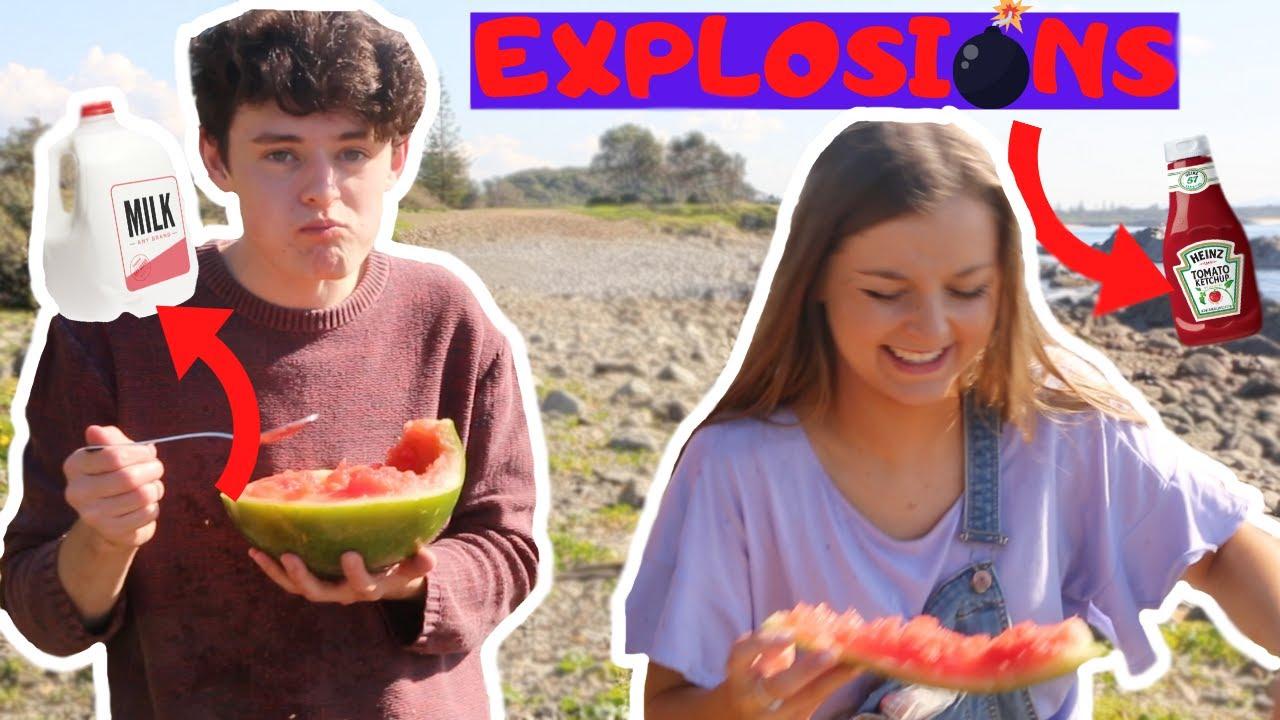 OOSH TV Episode 2 - Explosions!!