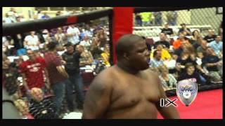 Super Heavy Weight MMA  Knockout First Round