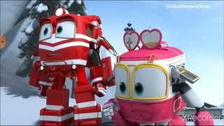 ~Robot Trenler~     {Rise}