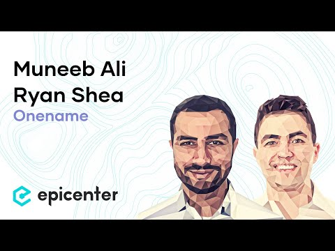EB101 – Ryan Shea & Muneeb Ali: Bringing Decentralization to Identity with Blockchain ID and Onename