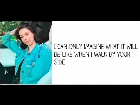 """I Can Only Imagine//What a Beautiful Name"" - Cimorelli (Cover - Lyrics)"