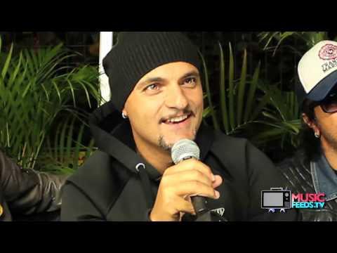 Interview: Eiffel 65 At Fat As Butter 2012