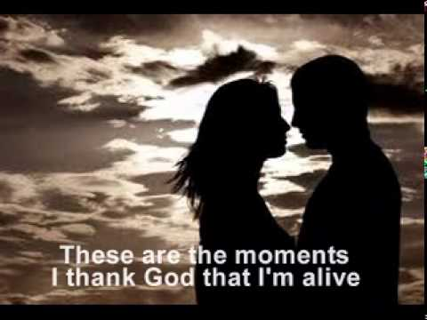 I Could Not Ask For More- Edwin McCain...