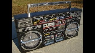 OLD SCHOOL MIX 2 (VIDEO MIX) [PLANET ROCK - JAM ON IT - RUN DMC - FAT BOYS  AND MANY MORE...]
