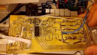 видео Частотник на ардуино. Arduino и асинхронные двигатели