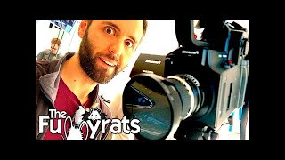 Filming A Car Commercial!   Day 2125 - Thefunnyrats Family Vlog