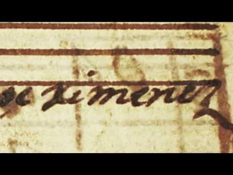 Jusepe Ximénez: Batalla de 6º tono. Luis Antonio González, organ