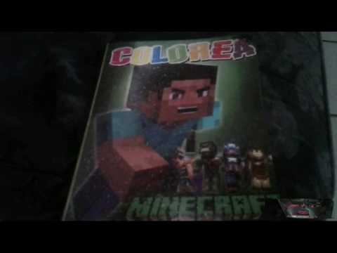 Mi Libro De Colorear De Minecraft